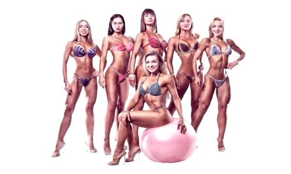 Стать моделью фитнес бикини