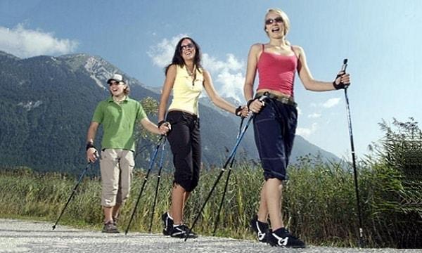 Польза скандинавской ходьбы для беременных 52