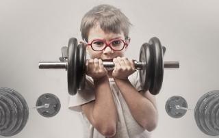 С какого возраста можно начинать тренировки с отягощениями