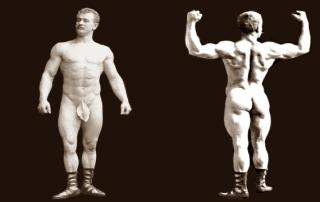 История культуризма и атлетизма