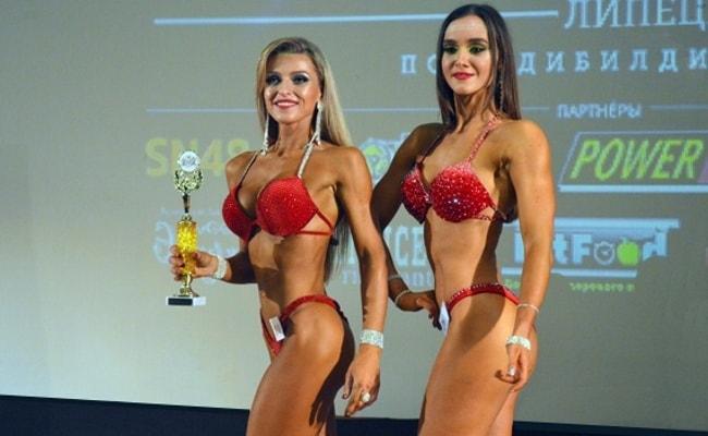 Боди-фитнес чемпионат Липецк 2016