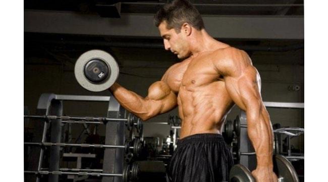 Лучшие упражнения для бицепса