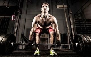 Увеличение веса в становой тяге